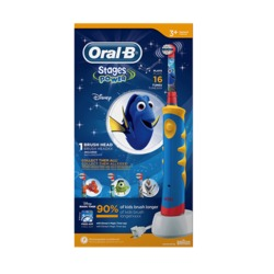 Oral-B Stages Power Brush - A Disney Finding Dory Battery Toothbrush for Kids