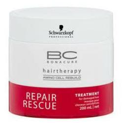Schwarzkopf BC Bonacure HairTherapy Repair Rescue treatment
