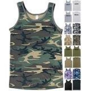 Army Tank Tops