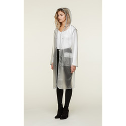Soia & Kyo CORALIE Waterproof Rain Jacket