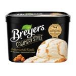 Breyers Creamery Style Butterscotch Ripple