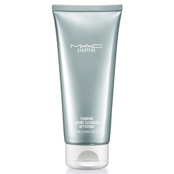 MAC Cosmetics Lightful Foaming Creme Cleanser