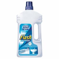 Flash bathroom