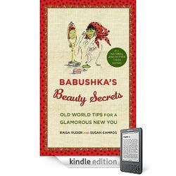 Babushka's beauty secrets book