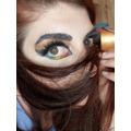 NYX Ultimate Brights Eyeshadow pallete