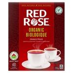 Red Rose Organic Orange Pekoe Tea