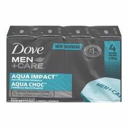 Dove Men+Care Aqua Impact Revitalizing Formula Body & Face Bar