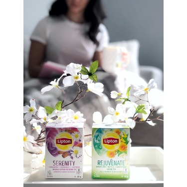 Lipton Serenity Herbal Tea