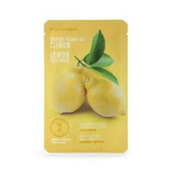 Fruit and Passion Lemon Face Mask
