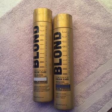 Blond Brilliance