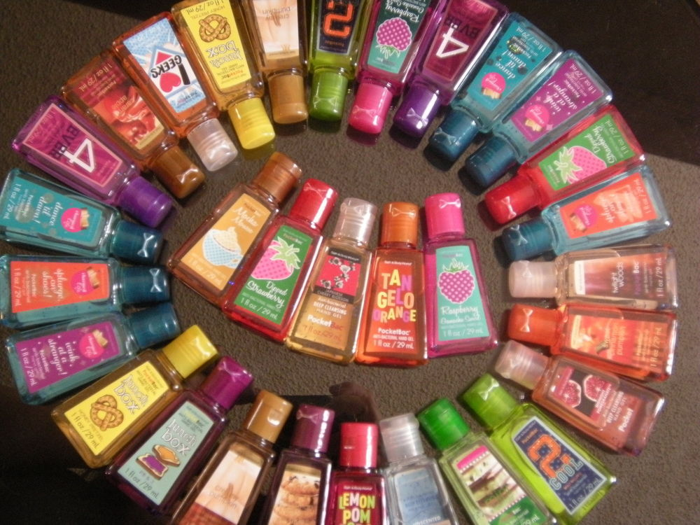 Bath Amp Body Works Sanitizing Hand Gel Reviews In Hand