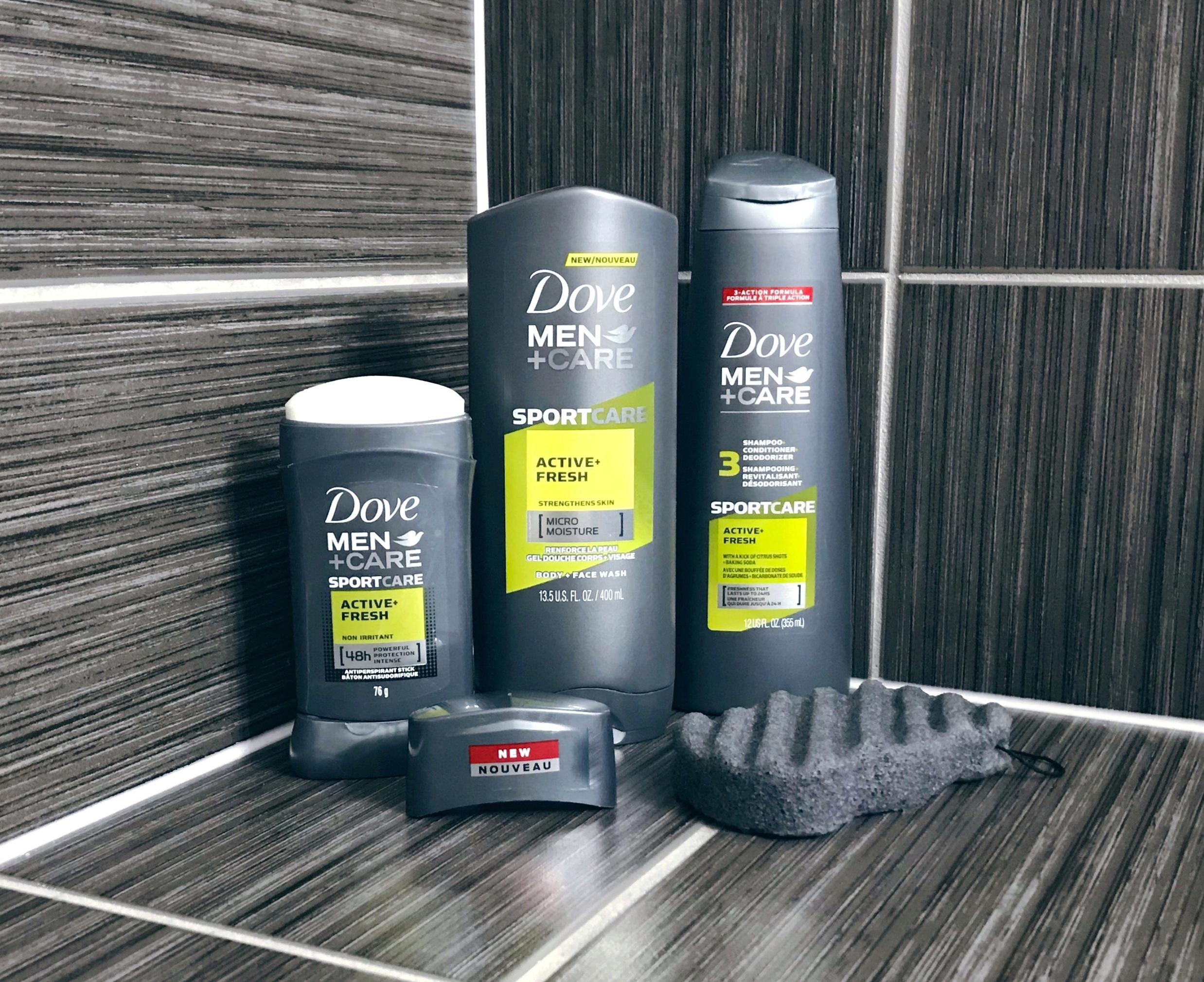 Dove Men Care Sportcare Active Fresh Body Face Wash Reviews In Men S Body Wash Chickadvisor