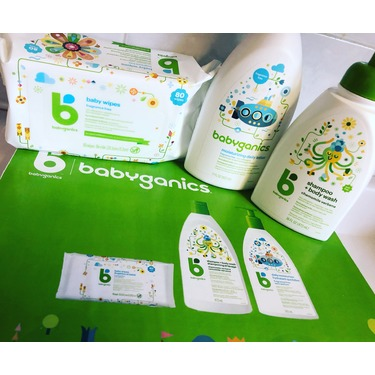 Babyganics Baby Wipes, Fragrance Free