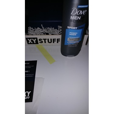 Dove Men+Care SPORTCARE Endurance+Comfort Body + Face Wash