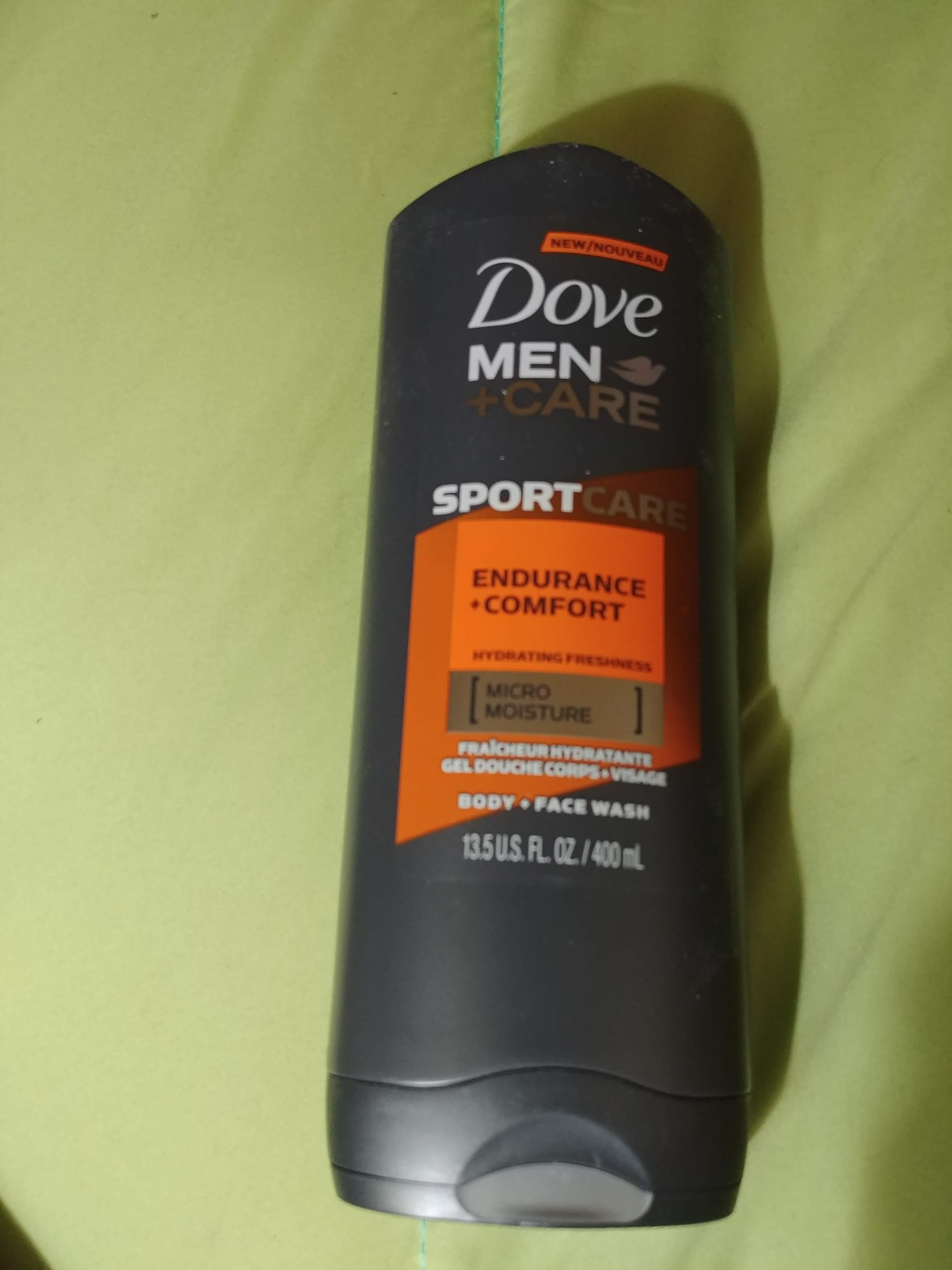 Dove Men Care Sportcare Endurance Comfort Body Face Wash Reviews In Men S Body Wash Chickadvisor