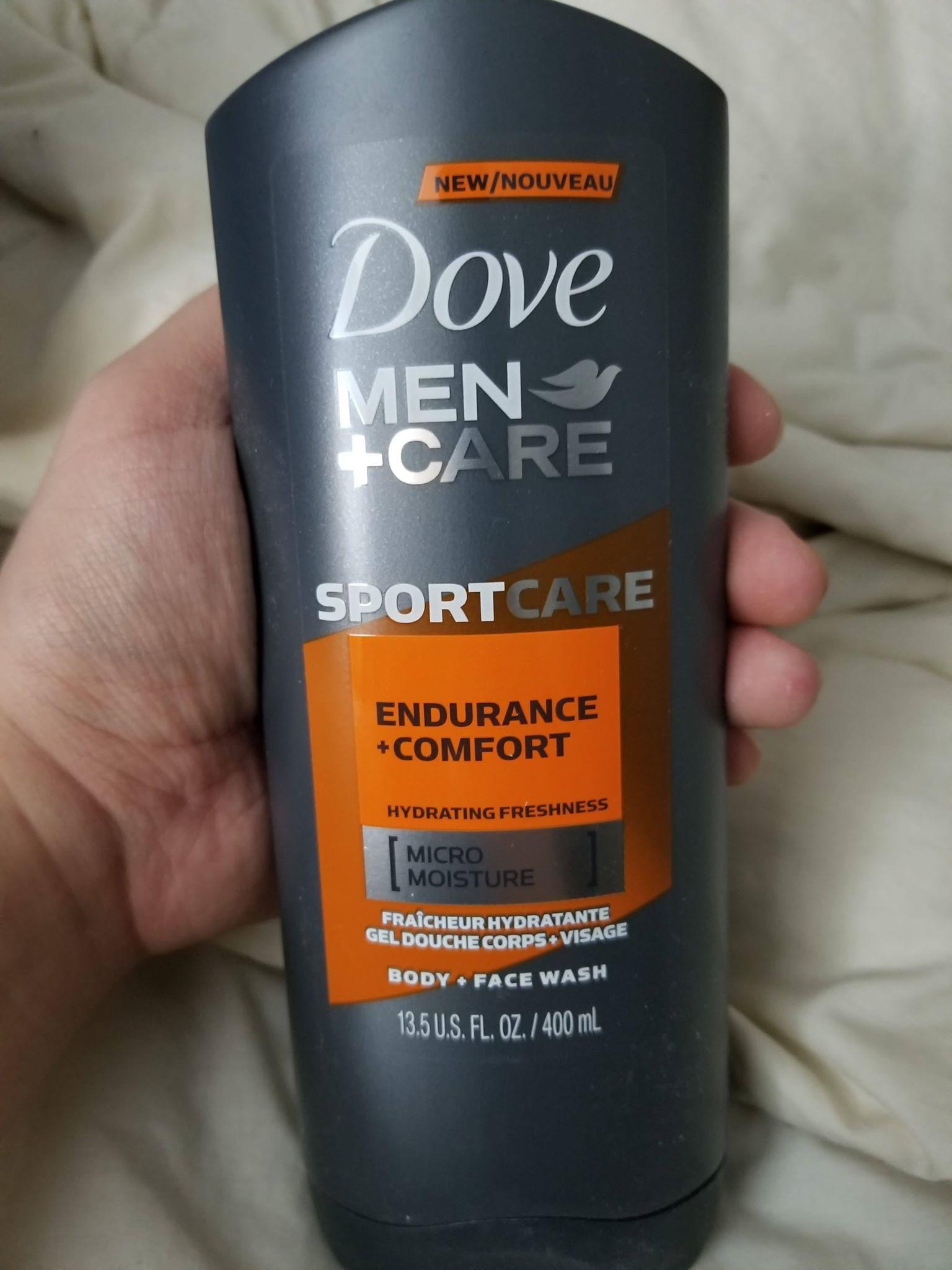 Dove Men Care Sportcare Power Renew Body Face Wash Reviews In Men S Body Wash Chickadvisor