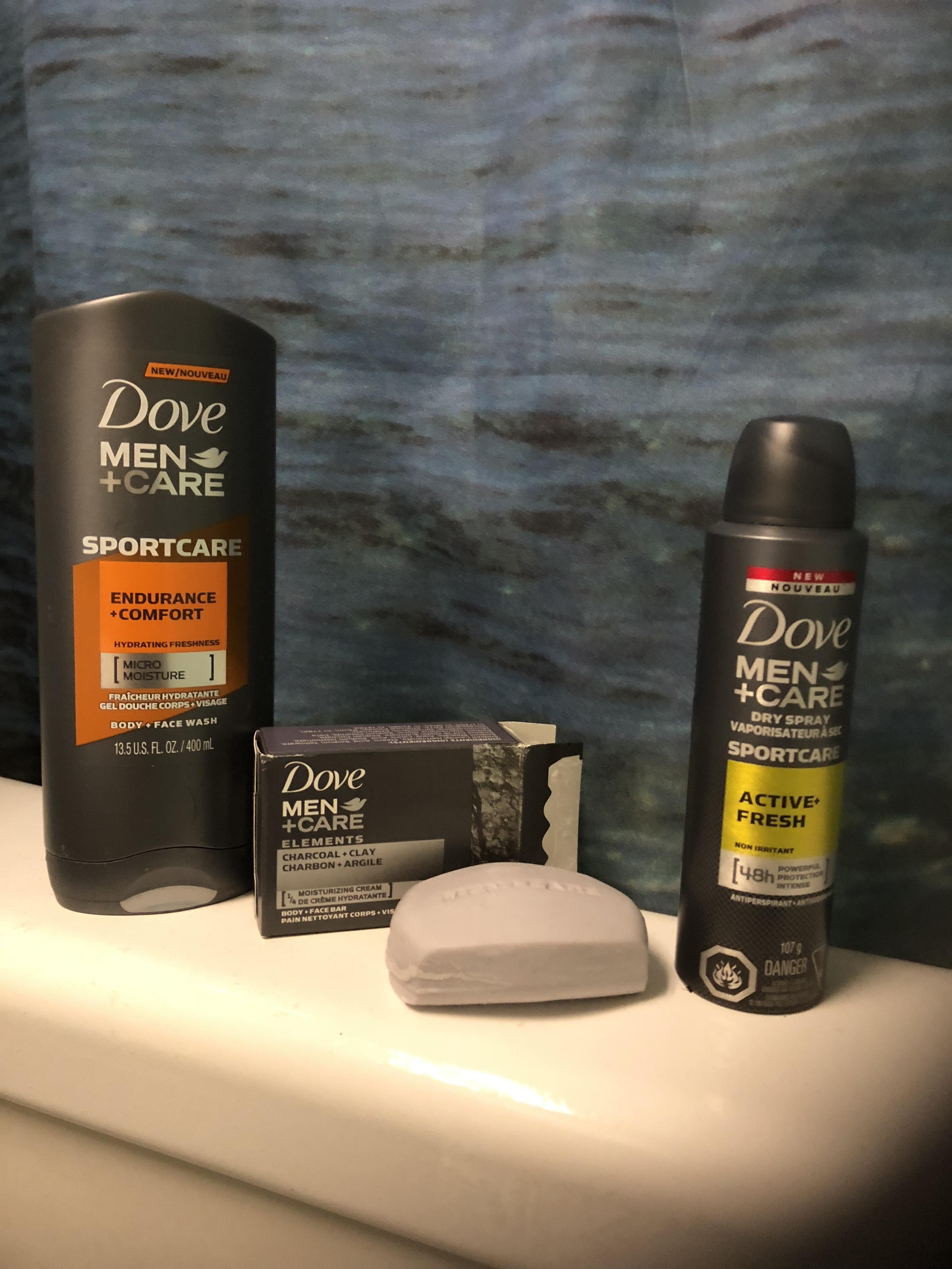 Dove Men Care Elements Charcoal Clay Body Face Bar Reviews In Men S Bar Soap Chickadvisor