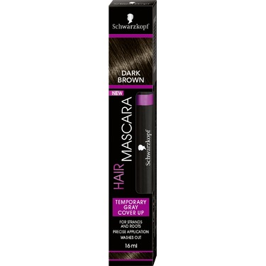 Schwarzkopf Hair Mascara - Dark Brown