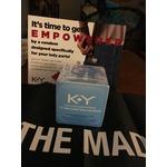 K-Y Extra Lubricated Condoms