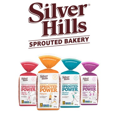 Silver Hills Organic Sprouted Power Bread - multi grain