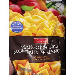 Irresistibles Mango Chunks