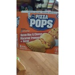 Pillsbury Pizza Pops Bacon Mac & Cheese