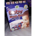 Baby Mum Mum Blueberry & Goji Rice Rusks