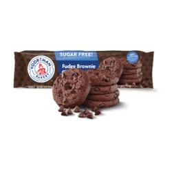 Voortman Sugar Free Fudge Chocolate Chip Cookies