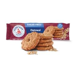 Voortman Sugar Free Oatmeal Cookies