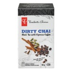 PC Dirty Chai Black Tea With Espresso Coffee