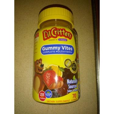 L'il Critters Gummy Vites complete multi vitamin