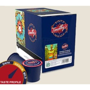 Timothy's Colombia Excelencia k-cups