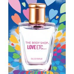 The Body Shop Love Etc. Eau De Toilette