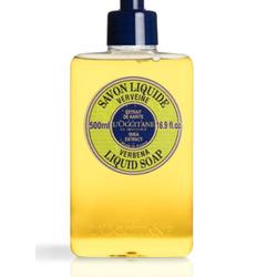 L'Occitane Verbena hand wash with shea oil