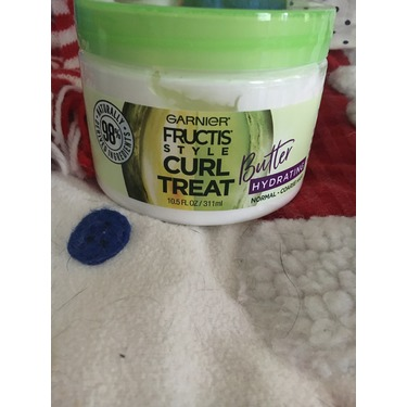 Garnier Fructis Curl Treat Butter