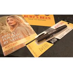 Burt's Bees 100% Natural Nourishing mascara - Black Brown
