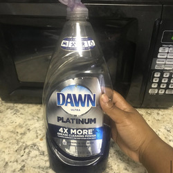 Dawn Platinum Advanced Power Dishwashing Liquid