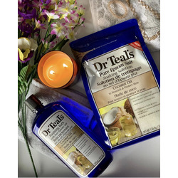 Dr Teal's Pure Epsom Salt Coconut Oil