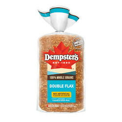 Dempsters Double Flax Bread