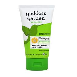 Goddess Garde Organic Everyday SPF 30 Sunscreen