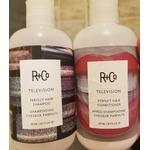 R & Co Television shampoo