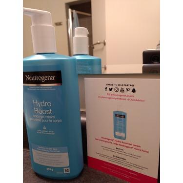 Neutrogena Hydro Boost Body Gel Cream