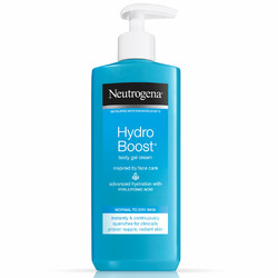 Neutrogena Hydro Boost Body Gel Cream Fragrance-Free