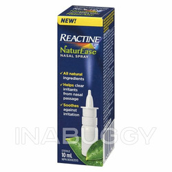 Reactine NaturEase
