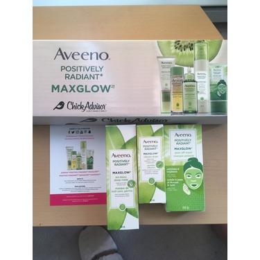 Aveeno Positively Radiant MaxGlow Infusion Drops