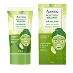 Aveeno Positively Radiant MaxGlow Peel-Off Mask