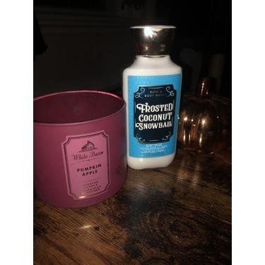 Bath and body works overnight moisture hand cream