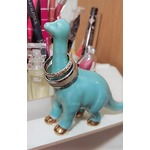 Jojuno Ceramic Dinosaur Ring Holder