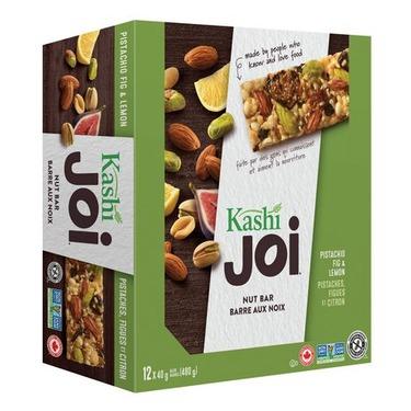 Kashi joi pistachio fig and lemon reviews in Granola Bars
