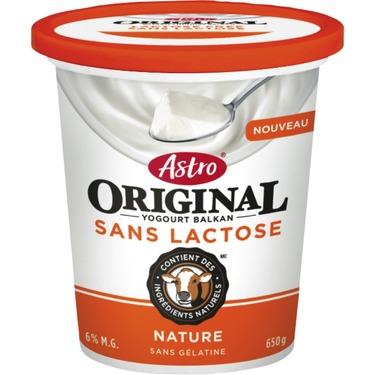ASTRO original lactose free Balkan yogurt vanilla reviews in
